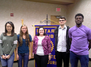 FHS Interact Club reports