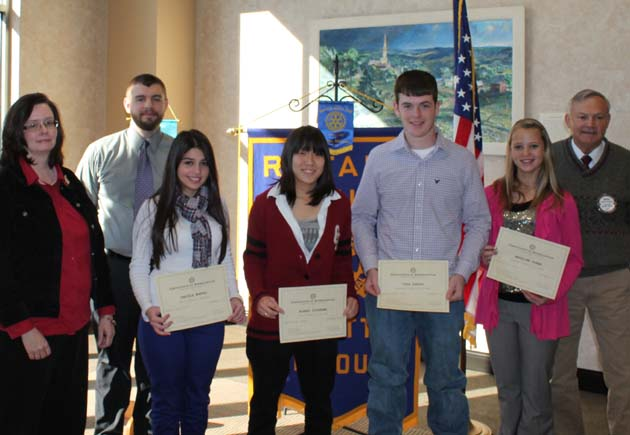 FHS November Students of the Month